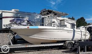 Used Sea Chaser Offshore Series 2400 CC SC Center Console Fishing Boat For Sale
