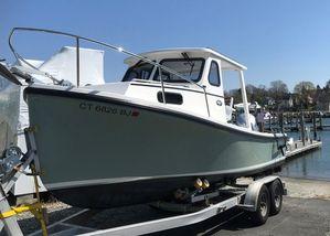 Used Eastern SISU Pilothouse Boat For Sale