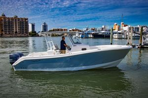 Used Edgewater 280cc Center Console Fishing Boat For Sale