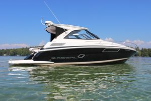 Used Regal 35SC Express Cruiser Boat For Sale