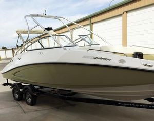 Used Bombardier Sea DOO Challenger 230 High Performance Boat For Sale