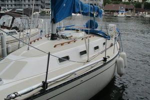 Used Tartan 3000 Cruiser Sailboat For Sale