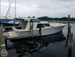 Used Stuart 45 Express Cruiser Boat For Sale