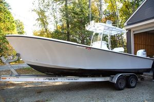 Used Southern Cross 25 Center Console Fishing Boat For Sale