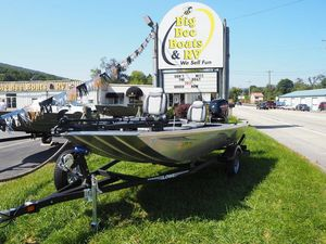 Used Lowe Stryker Ss Freshwater Fishing Boat For Sale