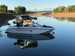 Used Nautique Super Air Nautique G23 Ski and Wakeboard Boat For Sale