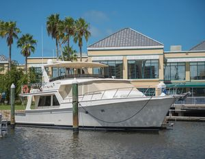 Used Offshore Yachts Pilot House Motor Yacht For Sale