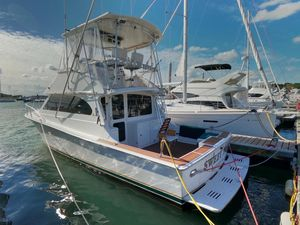Used Egg Harbor 37 Sport Yacht Sports Fishing Boat For Sale