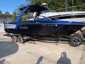 Used Malibu Wakesetter 24 MXZ High Performance Boat For Sale