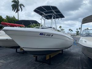 Used Release 196 RX Center Console Fishing Boat For Sale