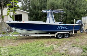 Used Concept Marine 26 Center Console Fishing Boat For Sale