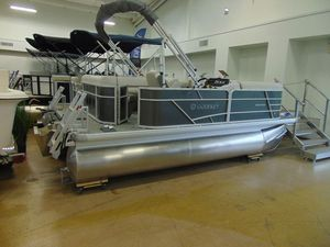 New Godfrey SW1680CX Pontoon Boat For Sale