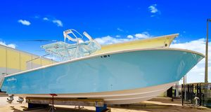 Used Seahunter Tournament 35 Saltwater Fishing Boat For Sale