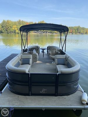 Used Misty Harbor A 2285RU Pontoon Boat For Sale