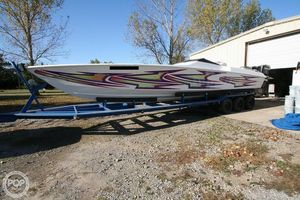 Used Power Play 33 High Performance Boat For Sale