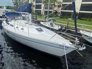 Used Catalina Mark II Cruiser Sailboat For Sale