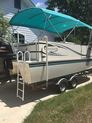Used Beachcat 26 Pontoon Boat For Sale