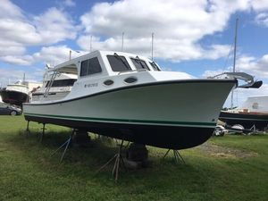 Used Custom Mabry 32 High Performance Boat For Sale