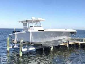 Used Fountain 34CC LS Center Console Fishing Boat For Sale