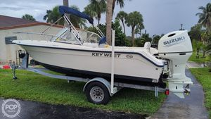 Used Key West 2020 DC Runabout Boat For Sale