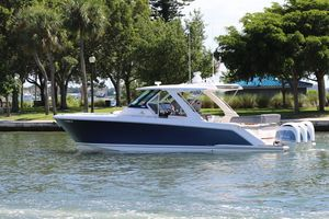 Used Tiara Sport 38 LS Express Cruiser Boat For Sale
