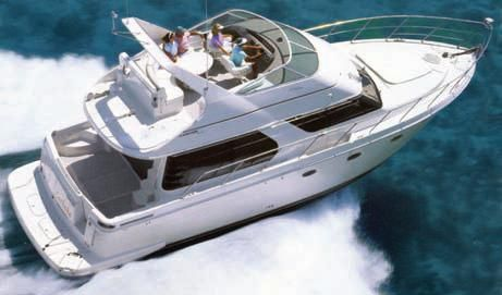Used Carver Voyager 45 Motor Yacht For Sale
