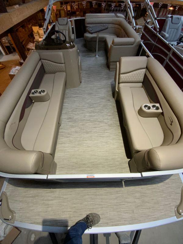 New Bennington 21SLSG Pontoon Boat For Sale