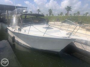 Used Rampage Sportsman 28 Walkaround Fishing Boat For Sale