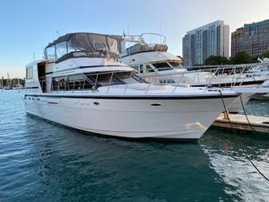 Used Jefferson Rivanna Cockpit MY Motor Yacht For Sale