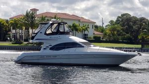 Used Sea Ray Sedan Bridge Cruiser Boat For Sale