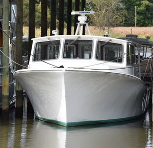 Used Torres Deckleman 54 Commercial Boat For Sale