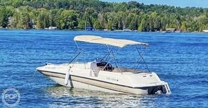 Used Four Winns 214 Candia FS Limited Deck Boat For Sale