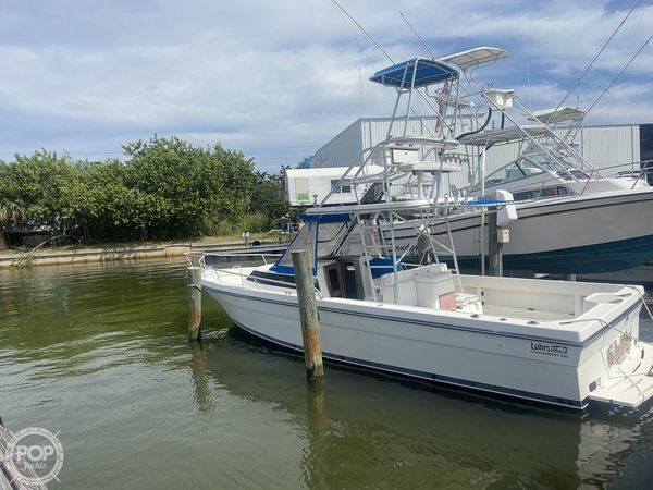 Used Luhrs 290 Tournament Sports Fishing Boat For Sale