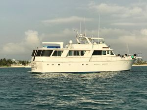 Used Hatteras Extended Deck Motor Yacht For Sale