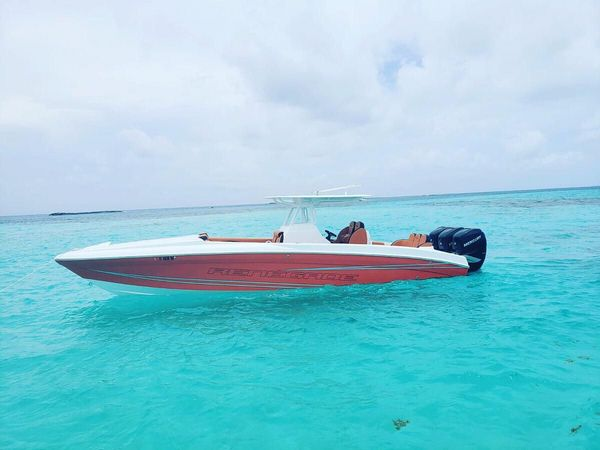 Used Renegade 33 Open Center Console Fishing Boat For Sale