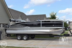Used Cypress Cay Cayman LE 230 Pontoon Boat For Sale