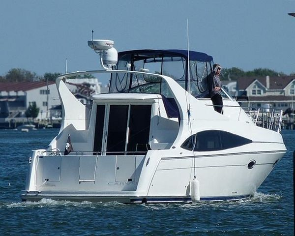 Used Carver 36 Mariner Power Cruiser Boat For Sale