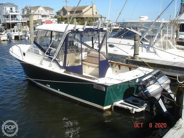 Used Black Watch 26 Walkaround Fishing Boat For Sale