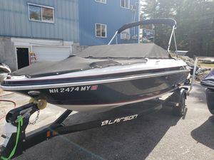 Used Larson LX 195 S Express Cruiser Boat For Sale