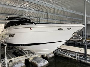 Used Cruisers Yachts 328ss Express Cruiser Boat For Sale