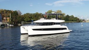Used Fountaine Pajot 44 Motoryacht Motor Yacht For Sale