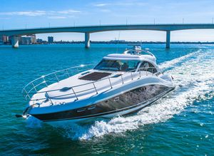 Used Sea Ray 55 Sundancer Express Cruiser Boat For Sale