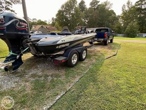 Used Stratos 2188 Extreme Bass Boat For Sale