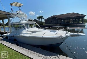 Used Luhrs Open Express 38 Sports Fishing Boat For Sale