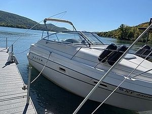 Used Maxum 240 SCR Express Cruiser Boat For Sale
