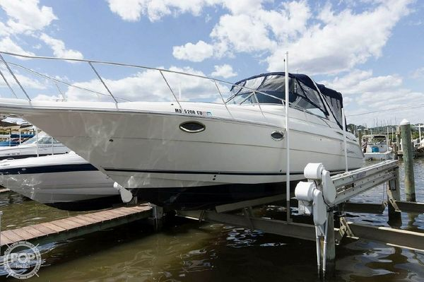Used Monterey 322 Express Cruiser Boat For Sale