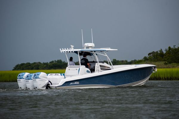 Used Nor-Tech 340 Center Console Fishing Boat For Sale