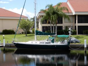 Used Catalina Cutter Rig Cruiser Sailboat For Sale