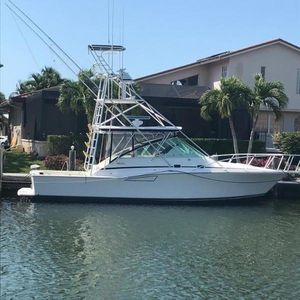 Used Cabo Express Convertible Fishing Boat For Sale