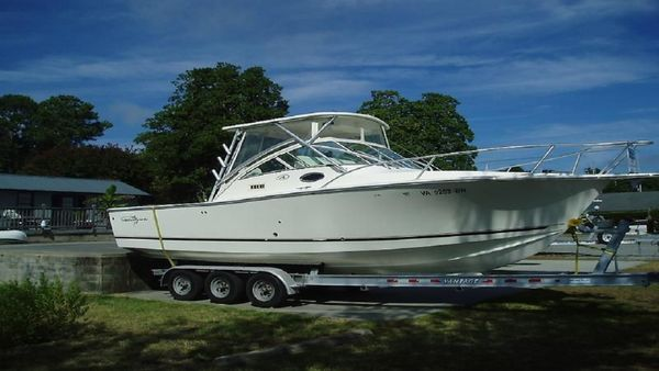 Used Albemarle 280 XF Sports Fishing Boat For Sale